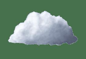 white-cloud